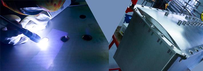 Cuve de NEP intégrée - 3D Process