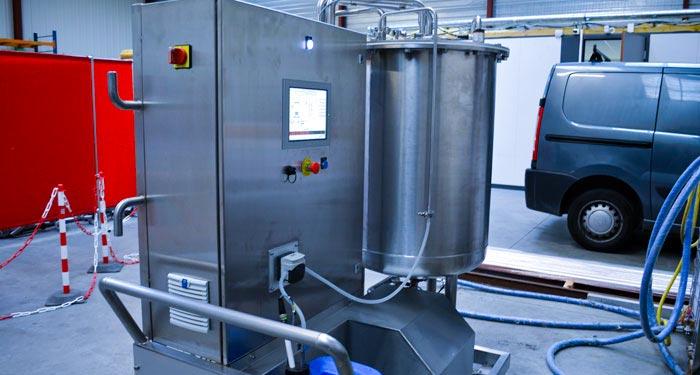 Installation procédés pharmaceutiques - 3D Process