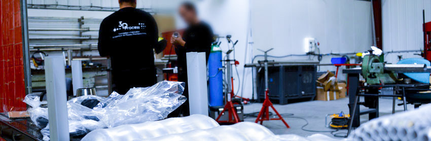 Process pharmaceutiques - 3D process