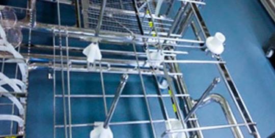 Chariot de lavage - 3D Process