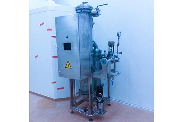 Générateur de vapeur propre - 3D Process