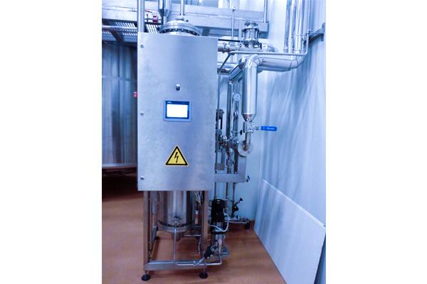 Générateur de vapeur propre