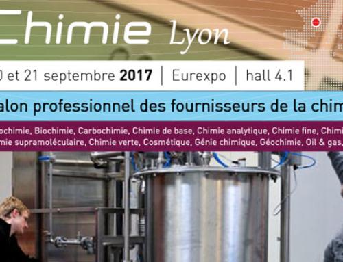 3D Process au salon Chimie Lyon