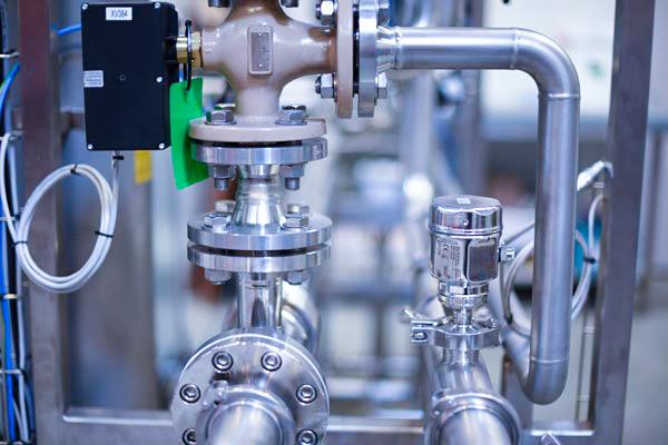 Skid production eau pure - 3D process