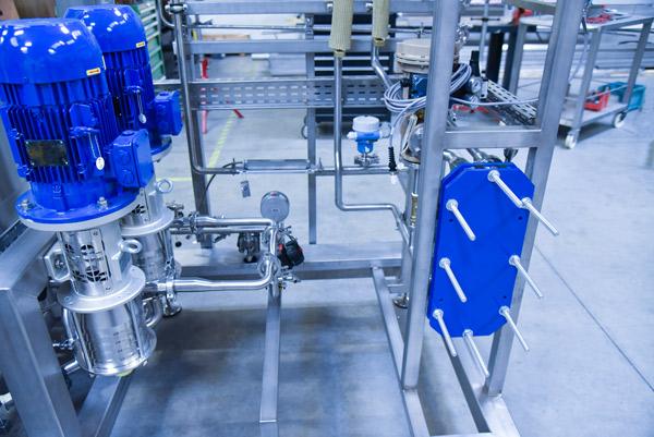 Distributeur et producteur eau osmosée