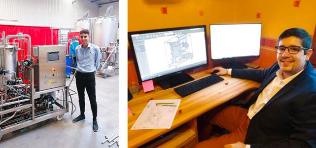 Agrandissement équipe 3D Process