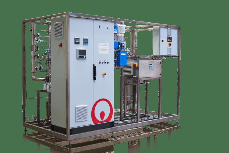 Distributeur eau purifiée