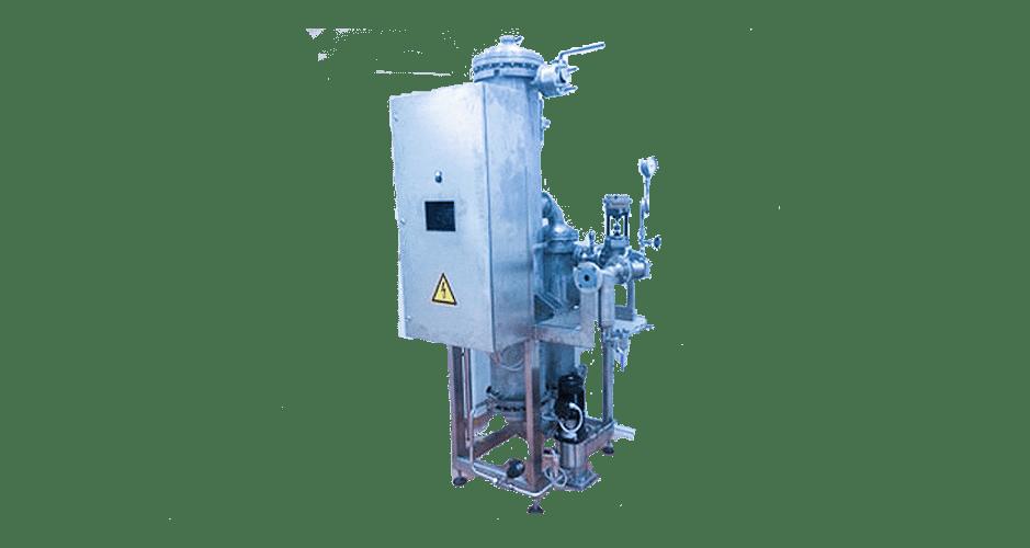 Générateur de vapeur d'eau propre