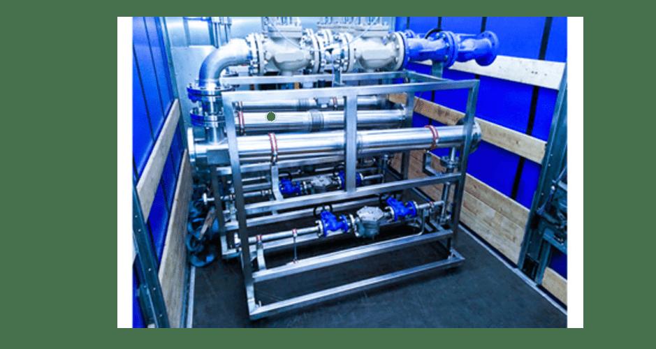 Production d'eau chaude