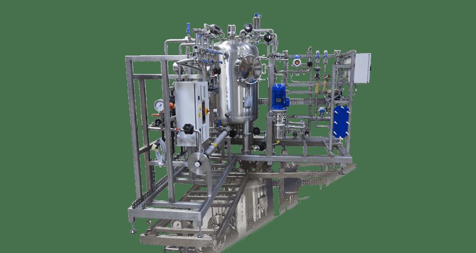Production et conception eau osmose